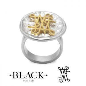 The Local Palette Ring by Black Matter Jewellery